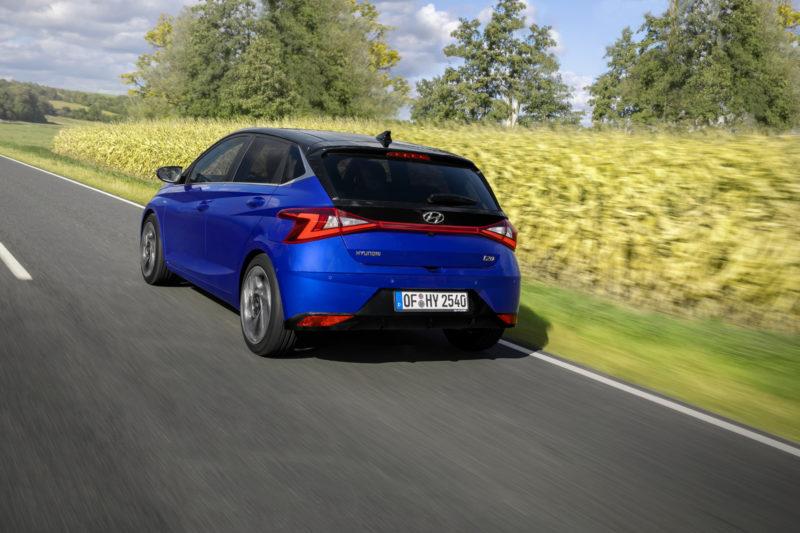 "Hyundai i20 ist ""Firmenauto des Jahres 2021"""
